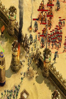 Throne Rush Android Game Mobile Game