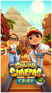 Subway Surfers Free Android Apps Mobile Game