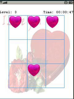 Valentine Fun Mobile Game