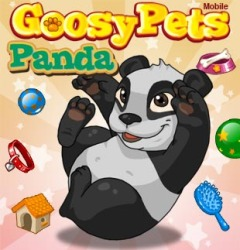 GoosyPets Panda 1.1.3 Mobile Game