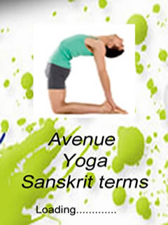 Yoga Asana Sanskrit Terms Mobile Game