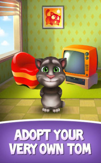 talking tom apps for samsung champ deluxe