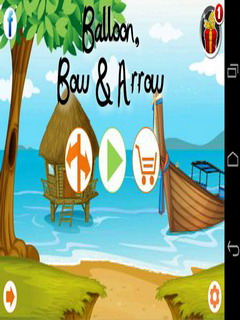 Balloon Bow And Arrow Mobile Game