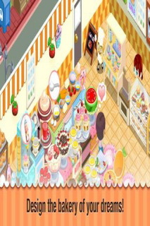 Bakery Story Spring Free Apps Mobile Game