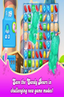 Candy Crush Soda Saga Mobile Game
