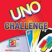 UNO Challenge Mobile Game