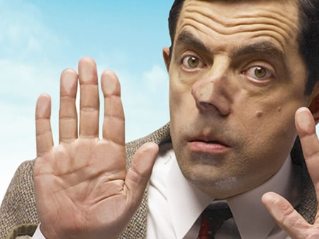 MR BEAN IN THE ZOO Mobile Game