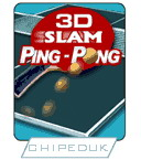 3D Slam Ping Pong Mobile Game