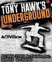 Tony Hawk Underground Mobile Game