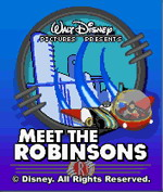 Meet The Robinsons Mobile Game
