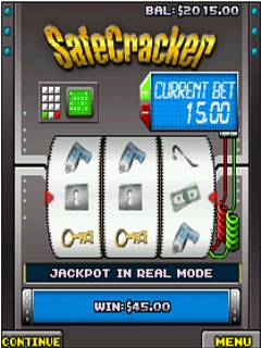 Safe Cracker Mobile Game