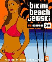 Bikini Beach Jetski Mobile Game