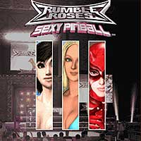 Konami Rumble Roses Pinball Mobile Game