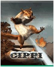 Cippi The Farting Chipmonk Mobile Game