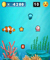 Petfish 3d Mobile Game