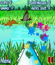 Jet Ducks Mobile Game