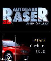 Autobahn Raser 3D Mobile Game