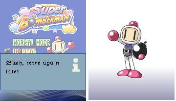 Super Bomberman Mobile Game