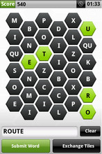 Route Words (lite) 1.08 Mobile Game