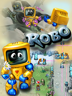 Robo For Windows Mobile Mobile Game