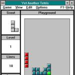 Yet Another Tetris Mobile Game