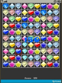 Diamond Crasher 320X240_Touch Mobile Game