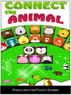 Connect The Animal Mobile Game
