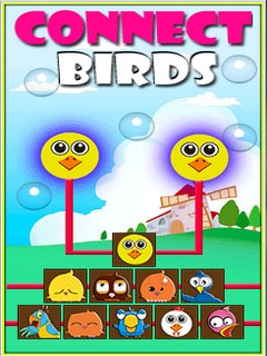 Connect Birds Mobile Game