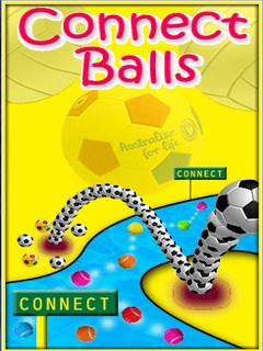 Connect Balls Mobile Game