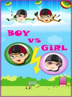 Boy VS Girl Mobile Game
