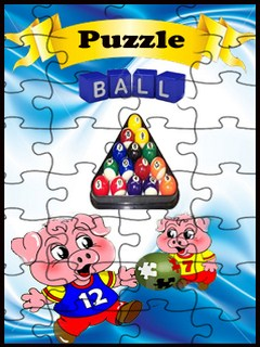 Puzzle Ball Mobile Game