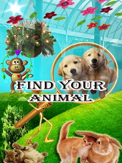 Find Your Animals Mobile Game