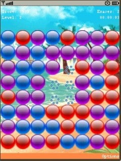 Bubble Poppers Mobile Game