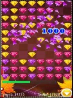 Diamond Rush Mobile Game