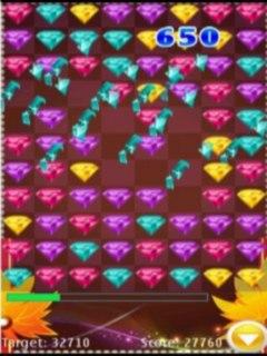 Download Diamond Rush Mobile Game, Puzzle | Mobile Toones
