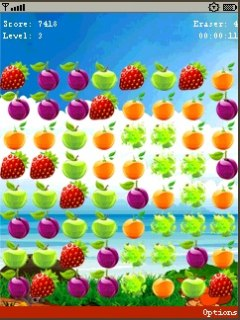 Fabulous Fruits Fun Mobile Game