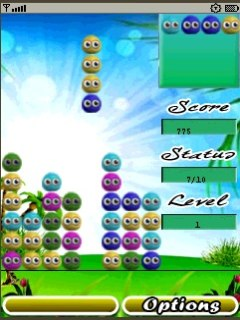 Falling Chuzzle Mobile Game