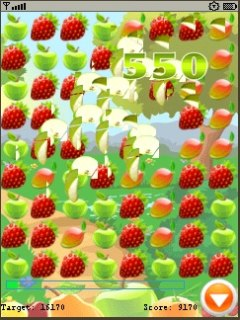 Fruitito Mobile Game