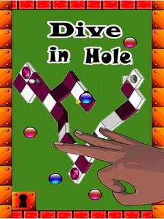 Dive In Hole Mobile Game