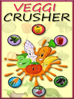 Veggi Crusher Mobile Game