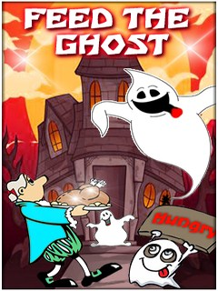 Feed The Ghost Mobile Game