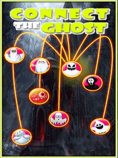 Connect The Ghost Mobile Game