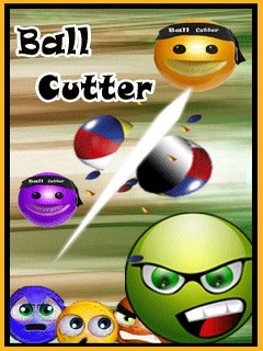 Ball Cutter Mobile Game