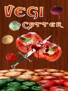 Vegi Cutter Mobile Game