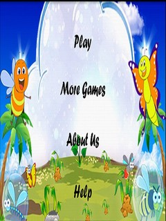 Bubble Bug Mobile Game