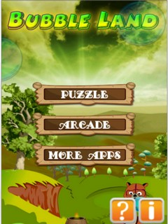 Bubble Land Mobile Game