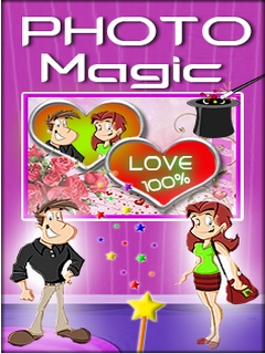 Photo Magic Mobile Game