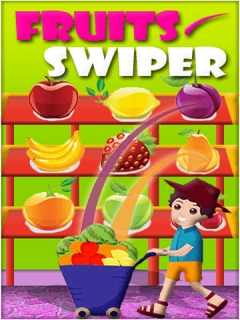 Fruits Swiper Mobile Game