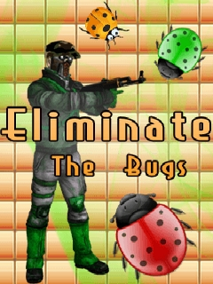 Eliminate The Bugs Mobile Game
