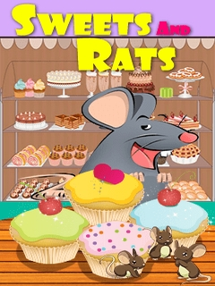 Sweets And Rats Mobile Game